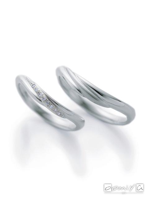 カフェリング|結婚指輪(マリッジリング) オリヴィエ