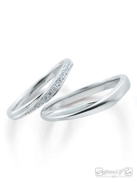 カフェリング|結婚指輪(マリッジリング) レーヴ