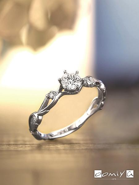 ラパージュ|クラシック コレクション パレ・ロワイヤル - No.1226 婚約指輪(エンゲージリング)