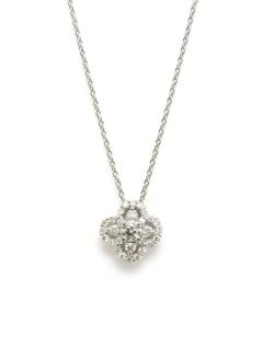 K18WG×ダイヤモンド(0.120ct)
