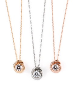 フォーエバーマーク|SIMPLE DIAMOND COLLECTION ダイヤモンド ネックレス
