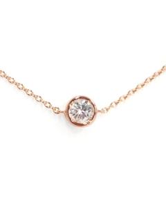 フォーエバーマーク|SIMPLE DIAMOND COLLECTION ブレスレット - CDBLF724