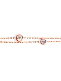 フォーエバーマーク|SIMPLE DIAMOND COLLECTION ブレスレット - CDBLF725