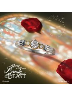 ディズニー 美女と野獣 ブライダルコレクション|Belle with Beast - BYE-309