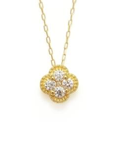 K18YG×ダイヤモンド(0.200ct)