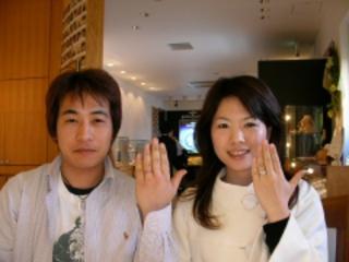 TAKASHI&EMI 様