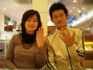 HIROSHI & SHIZUKA 様