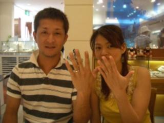 Masayuki 様&Eiko 様