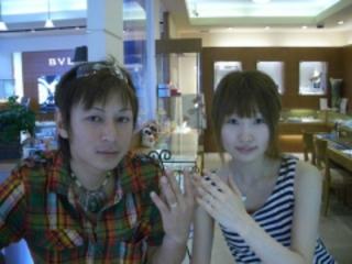 Tomo&Michi 様