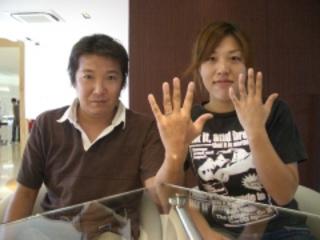 Yoshihisa&Itsuko 様
