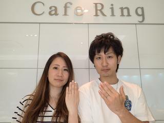 Futoshi&Risa 様