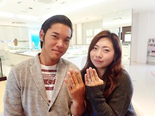 Taro 様 & Ayumi 様