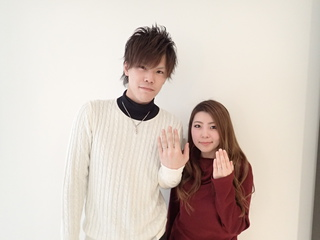 Shota & Sayaka 様