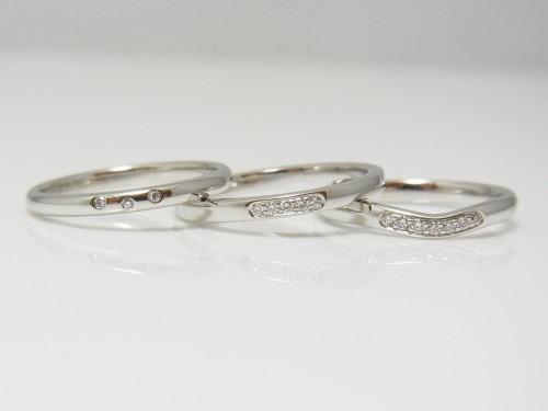 oomiya和歌山本店☆フラー・ジャコーのシンプルマリッジ『ミニョン』入荷♪ 結婚指輪 - マリッジリング ブライダル