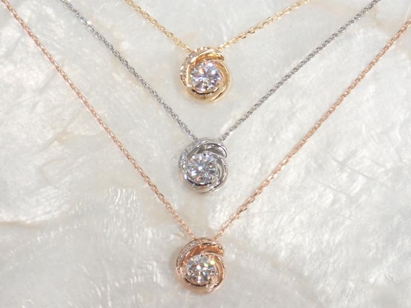 oomiya38周年記念限定モデル☆フォーエバーマークシンプルダイヤモンド入荷