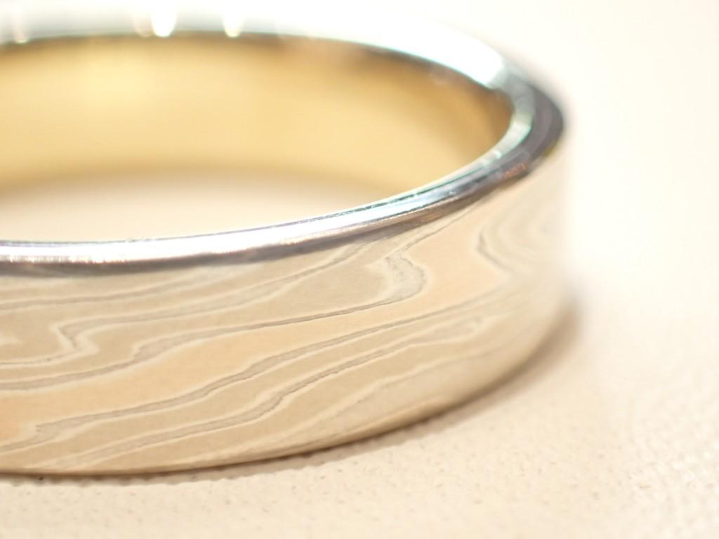 杢目金屋の結婚指輪☆表面加工も好みでチョイス!8月31日まで素敵な特典も♪