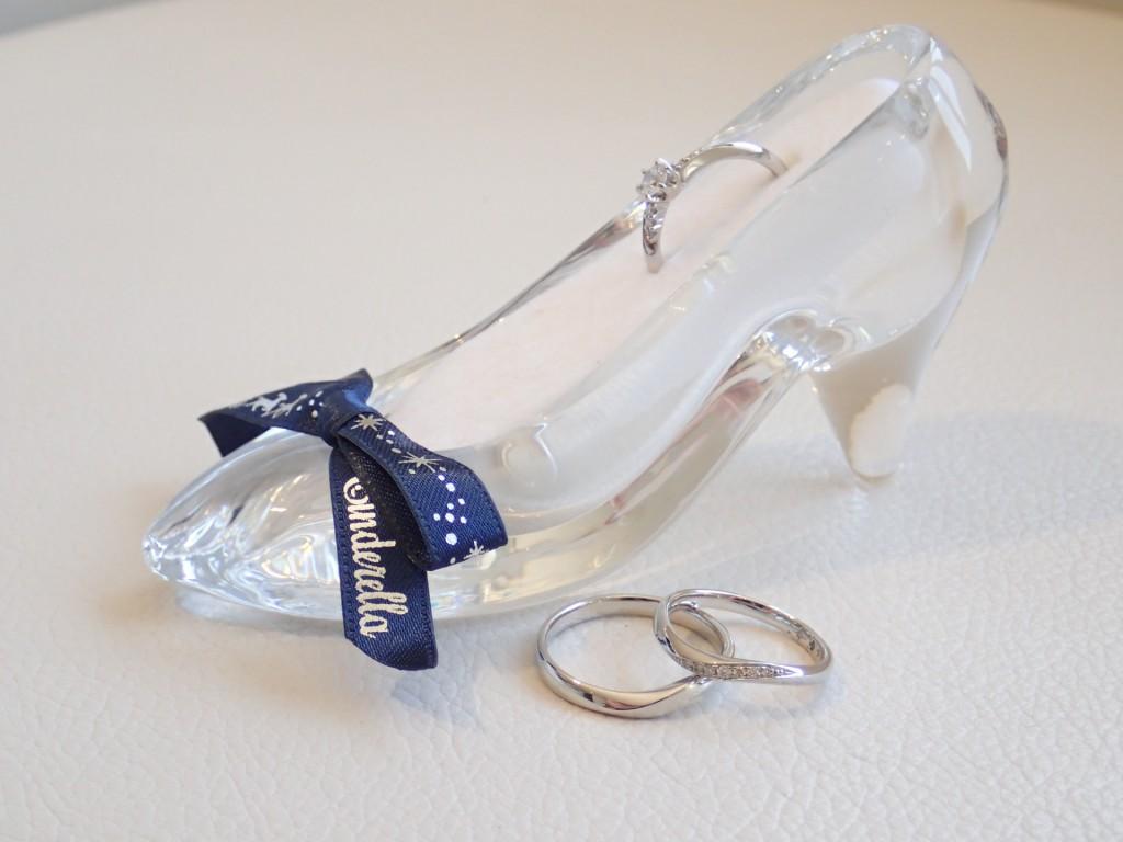 『本当に履けるガラスの靴』キャンペーン!