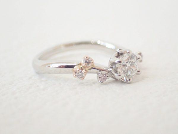LAPAGE×oomiya和歌山本店限定リングのご紹介! ブライダル 婚約指輪 - エンゲージリング