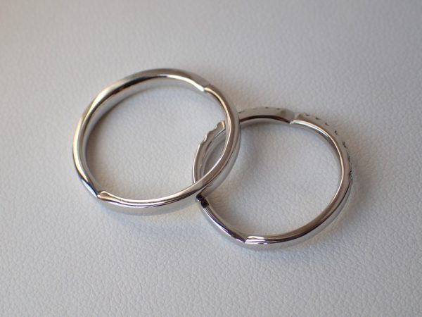 ロディコ☆二人だけのハートがロマンチックなマリッジリング 結婚指輪 - マリッジリング ブライダル 婚約指輪 - エンゲージリング 婚約指輪&結婚指輪 - セットリング