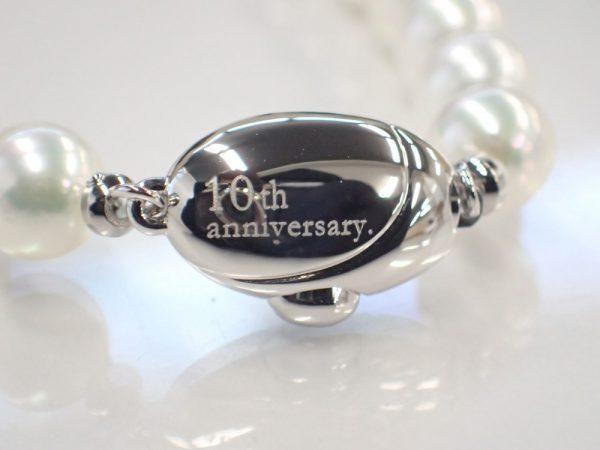 和歌山本店取扱パールブランド☆ワカナ10周年記念限定商品入荷しました! 真珠 - パール