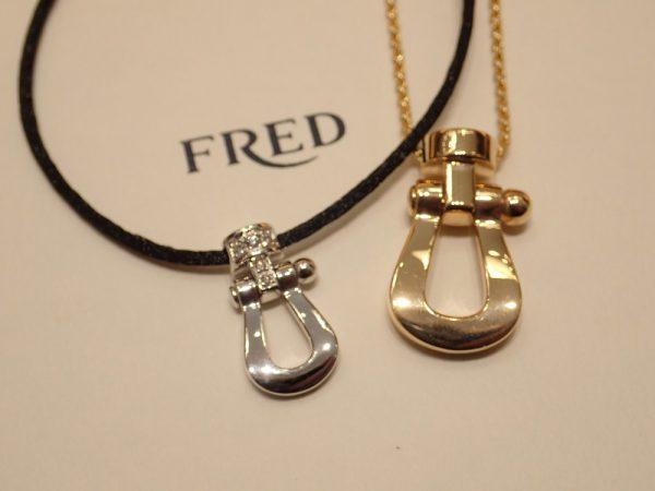 フレッドのフォース10ネックレス/記念日や誕生日プレゼントにもおすすめ! フレッド ファッションジュエリー