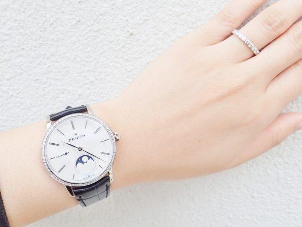 フラージャコーのエタニティリングとあわすならゼニスのエリートレディ ローリーロドキン 結婚指輪 - マリッジリング ブライダル 婚約指輪 - エンゲージリング イベント・フェアー