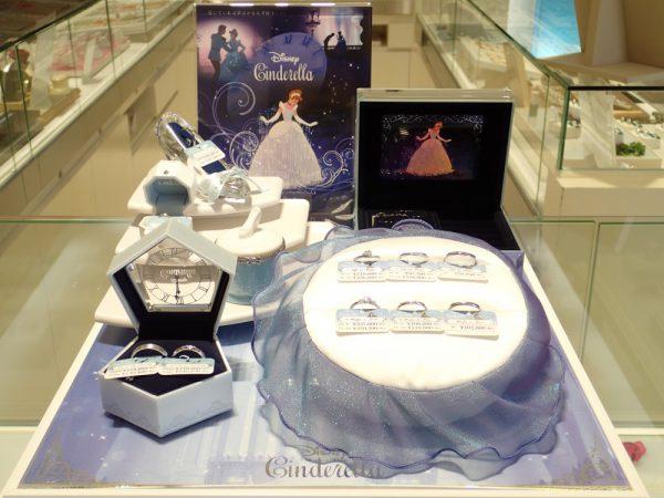 ディズニーシンデレラ2019年限定セットリング本日発売!! 結婚指輪 - マリッジリング ブライダル 婚約指輪 - エンゲージリング 婚約指輪&結婚指輪 - セットリング その他