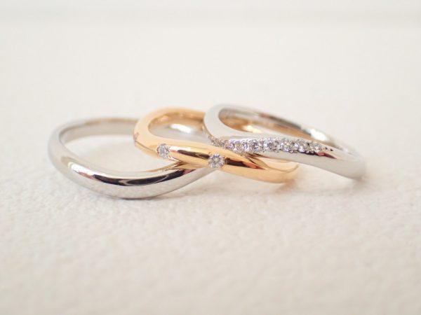 大切な結婚指輪をカフェリングのセミオーダーでお作りしませんか?☆ 結婚指輪 - マリッジリング ブライダル その他
