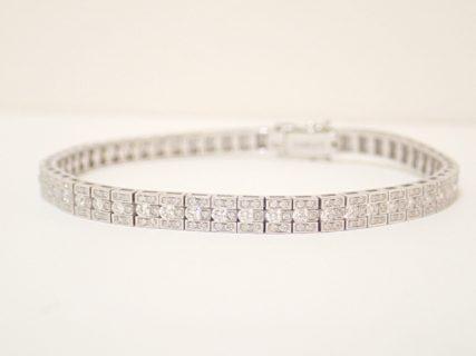 新年に付けたいダイヤモンドジュエリー☆ダミアーニのブレスレット
