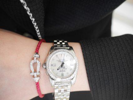 ブライトリングフェア開催中!時計×フレッド 手元コーデ