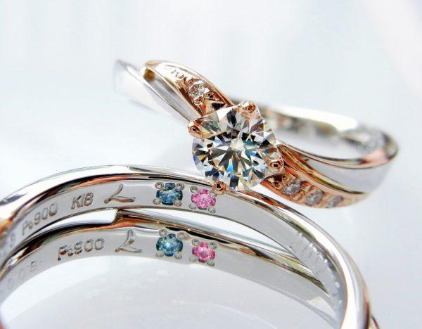 ラパージュ 春にぴったりなフェア開催中です☆ 結婚指輪 - マリッジリング ブライダル 婚約指輪 - エンゲージリング 婚約指輪&結婚指輪 - セットリング イベント・フェアー