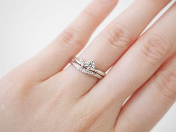 記念のリングをお探しならブライダルフェア開催中のカフェリングがおすすめ♡ 結婚指輪 - マリッジリング ブライダル 婚約指輪 - エンゲージリング 婚約指輪&結婚指輪 - セットリング