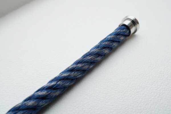 メンズプレシャス掲載☆フレッドのブルーはマリンスタイルに相性抜群! ファッションジュエリー フレッド メンズジュエリー