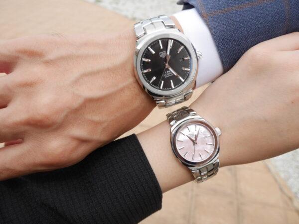 タグホイヤーフェア最終日!時計とジュエリーの手元コーデ♪ ファッションジュエリー フォーエバーマーク