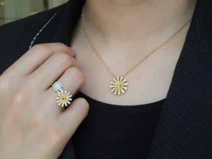 ダミアーニのマルゲリータコレクションで気分もUP↑女性らしいお花のモチーフ