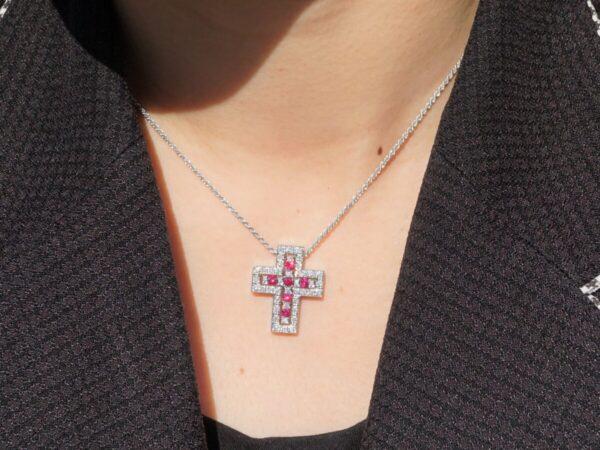 ダミアーニの新作XXSサイズのベルエポックでペアネックレス ファッションジュエリー ダミアーニ メンズジュエリー