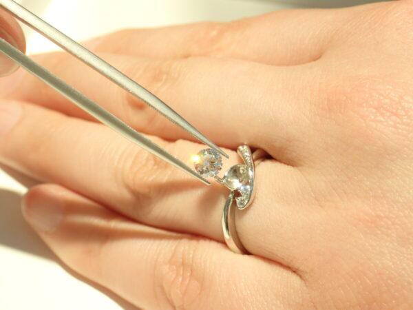 婚約指輪を素敵にリフォーム☆あなたのダイヤモンド、タンスで眠っていませんか? 婚約指輪 - エンゲージリング その他
