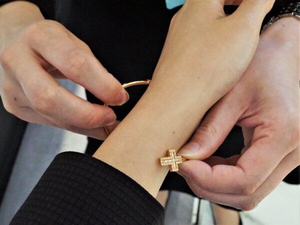 ダミアーニ◇ベルエポックはネックレスだけじゃなくバングルも可愛いんです! ファッションジュエリー ダミアーニ メンズジュエリー