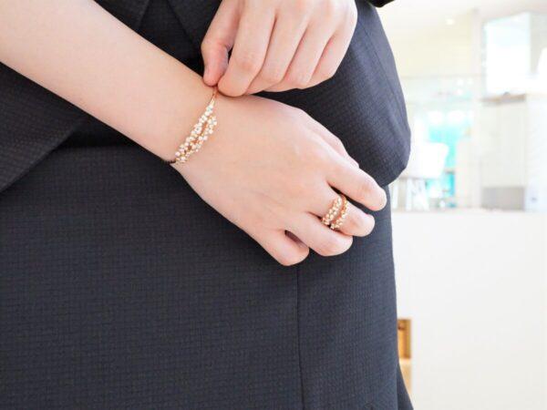 夏には華やかなジュエリーを身に付けたくなりませんか?ダミアーニのミモザが綺麗&可愛い♡ ファッションジュエリー ダミアーニ