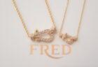 フレッドの華奢ブレスレット☆フォース10とシャンスアンフィニをつけ比べ