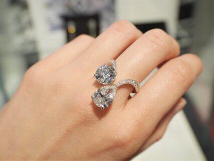 本日が最終日!特別ダイヤモンドジュエリーをご覧いただける2日間