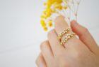 ミモザの花をイメージ?手元で咲き続けるダミアーニのミモザコレクション