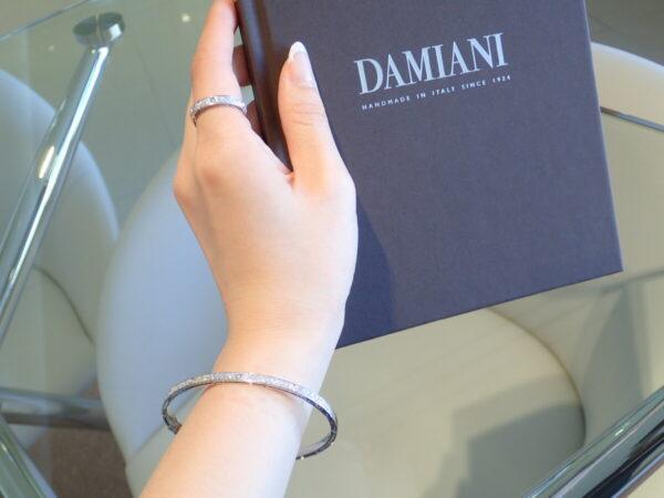 ダミアーニのディ・サイドを身に着けて春気分をアップデート♡ ファッションジュエリー ダミアーニ
