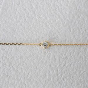 アーカー人気の一粒ダイヤブレスレット!3つのモデルの違いは? ファッションジュエリー アーカー