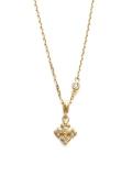 Petite Fancy Princess Cross Necklace/ネックレス
