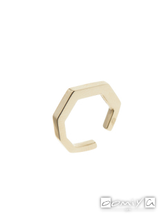Octagon Ear Cuff S