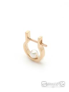 Indústria Mini Pearl Earring