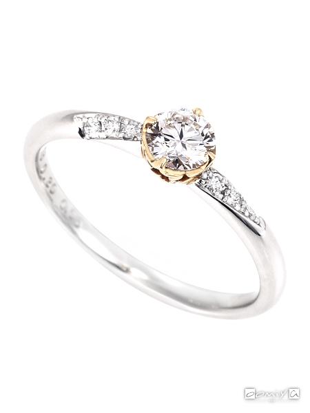 星の砂|ARIEL - アリエル - HLS3630 婚約指輪(エンゲージリング)
