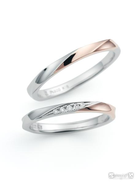 ノクル 結婚指輪(マリッジリング) - CN-630 / CN-631