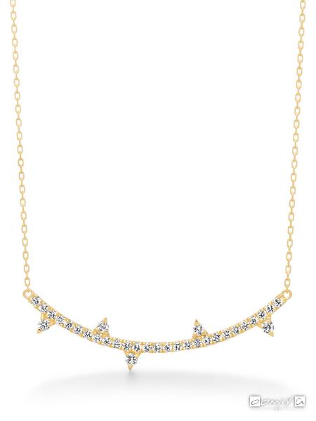 アーカー|エピヌ ユー(ダイヤモンド)ネックレス - AK1431010100
